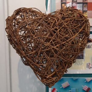 Willow heart workshop