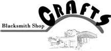 Blacksmith Shop Crafts logo